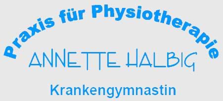 Logo Annette Halbig